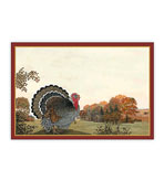 Autumn Thanksgiving Place Cards - Pak 10