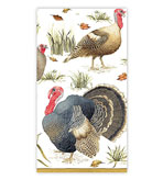Decorative Towels Wild Turkey- Pk 15