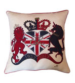 English Decorating Crest Cream