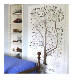 Tree of Life Print-Wall Mural 4ft x 6 ft