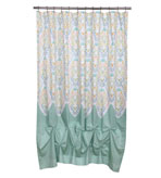 Unique Shower Curtain Jasmin