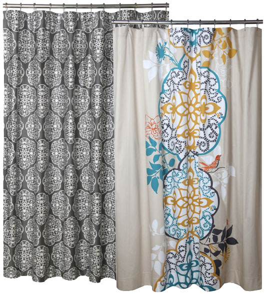 Unique Shower Curtain Ideas Html
