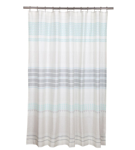 Unique shower curtains in beautiful fabrics for Weird shower curtains