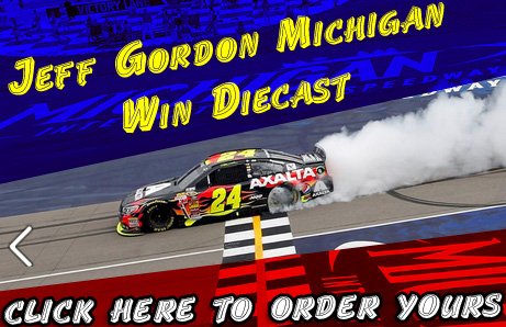 jeff gordon 2014 michigan win diecast
