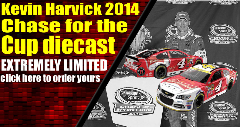 kevin harvick chase cup
