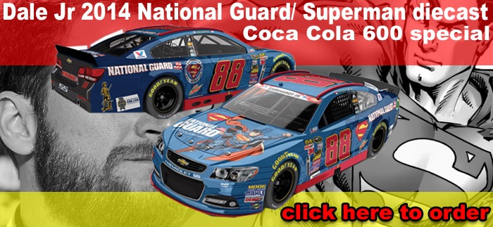 dale jr 2014 national guard nascar diecast