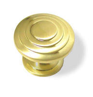 Sterling Brass Knobs
