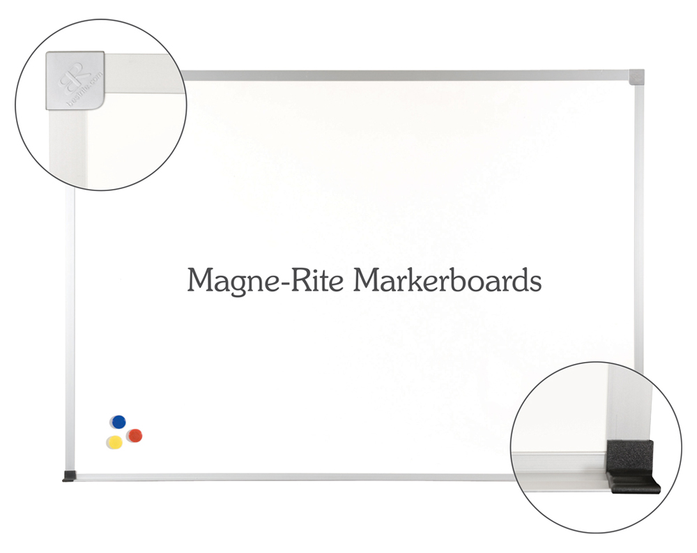 Magne-Rite Markerboards