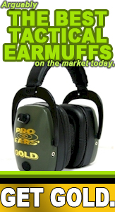 Pro Mag Gold - Hunting/Shooting Hearing Protection