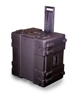 PD-4 Transportation Case - Back View