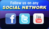 Follow Us on These social networks