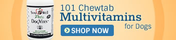 101 Chewable Multivitamins for Dogs