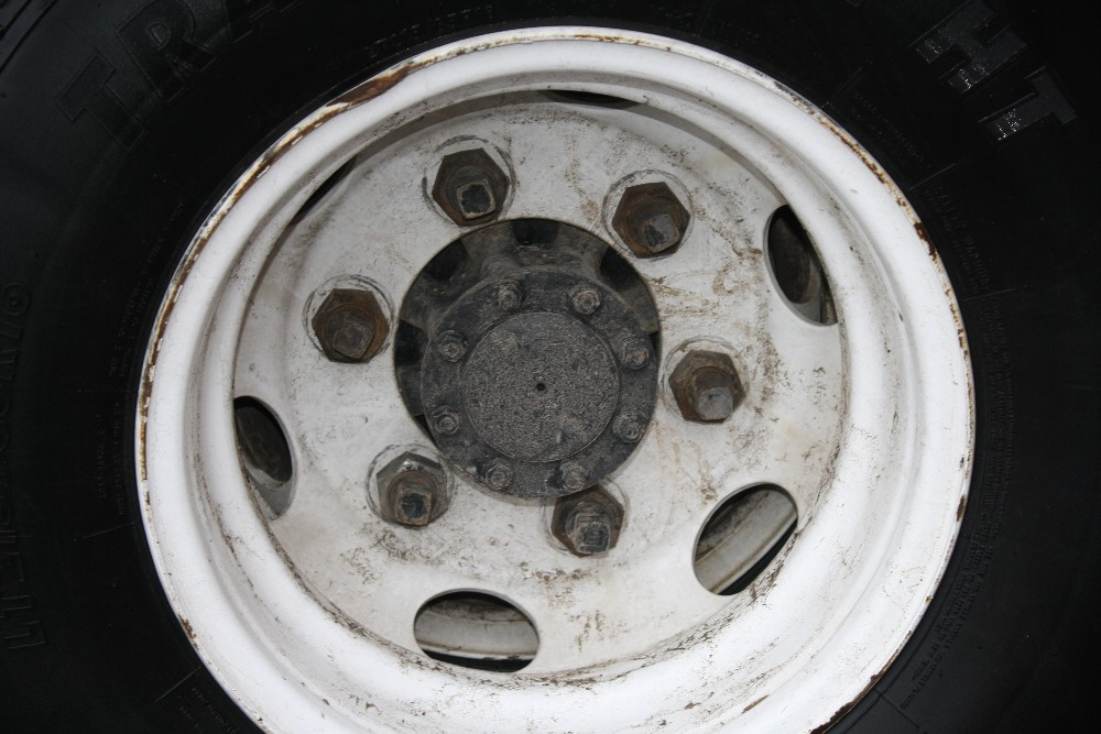 Dirty Truck Wheel