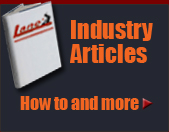 Industry Articles on auto detailing supplies, car wax, car polish, car care products and auto accessories