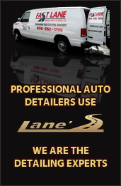 Lane's professional car wax, car care products, auto detailing supplies and auto accessories