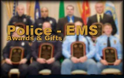 Police and EMS Awards