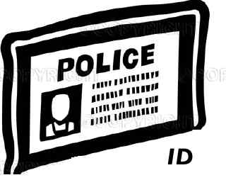 Police ID Card