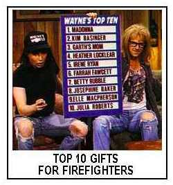 Top 10 Firefighter Gifts