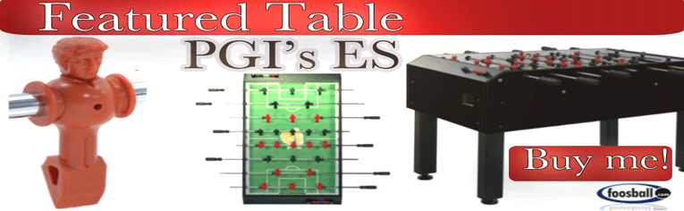 Featured Foosball Table Special for Christmas 2012