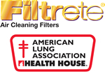 Filtrete Filters Meet Health House Air Quality Guidelines