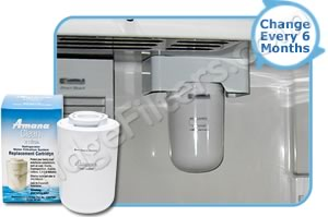 Amana 12527304 Clean 'n Clear Refrigerator Water Filter