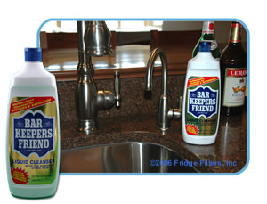 Bar Keepers Friend 11626 26-Ounce Sink and Tub Cleaner