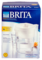 35507 Brita Classic OB01 48-Ounce Water Pitcher