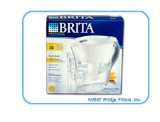 Brita 42556 Grand SMART OB36 80-Ounce Water Pitcher