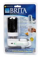 42622 Brita On-Tap FF-100 Faucet Filter System - Chrome