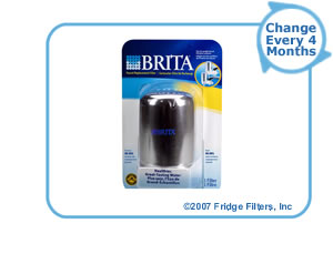 Brita 42617 On-Tap FR-200 Faucet Filter Replacement Cartridge - Chrome