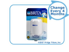 Brita 42401 On-Tap FR-200 Faucet Filter Replacement Cartridge - White