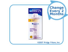 Brita 35501 OB03 Pitcher Replacement Cartridge