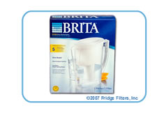 Brita 42629 Slim OB11 40-Ounce Water Pitcher