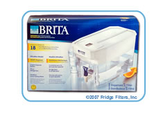Brita 35530 UltraMax SMART OB24 144-Ounce Water Dispenser
