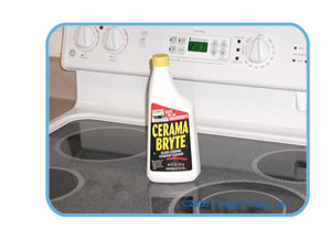 Cerama Bryte 20928 28-Ounce Ceramic Cooktop Cleaner