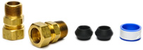 Culligan BF-34 Brass Fitting Kit