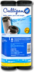 Culligan D-10-TWIN Level 1 Undersink Filter Replacement Cartridge (2-Pack)
