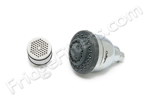 Culligan WSH-C125 Filtered Shower Head with Massage Feature