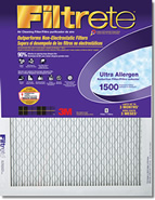 25x25x1 3M Filtrete Ultra Allergen Filter (1-Pack)