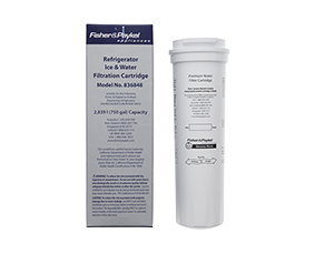 Fisher Paykel 836848 Refrigerator Water Filter