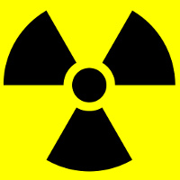 International Radiation Warning Symbol