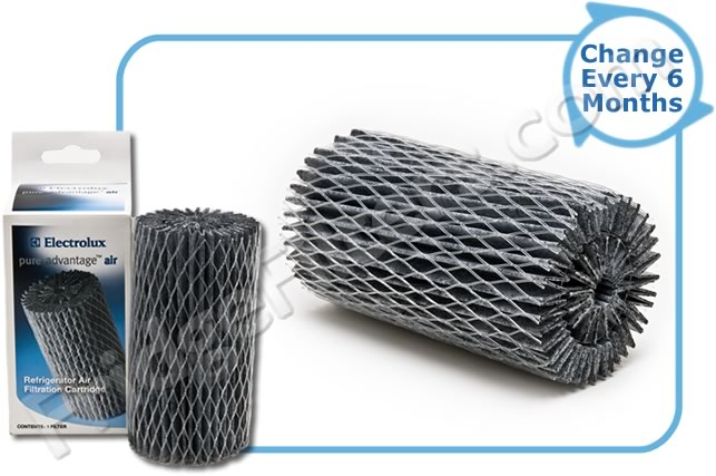 The WF2CB water filter is designed for convenience, appearance, and