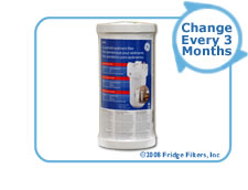 GE FXHTC SmartWater Whole House Filter Replacement Cartridge