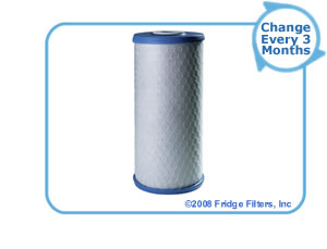 OmniFilter CB6 Whole House Filter Replacement Cartridge