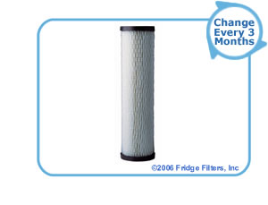 OmniFilter RS1-SS Whole House Filter Replacement Cartridge