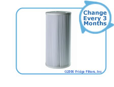 OmniFilter RS6 Whole House Filter Replacement Cartridge