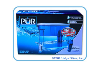 PUR DS-1800Z 2-Stage 160-Ounce Water Dispenser