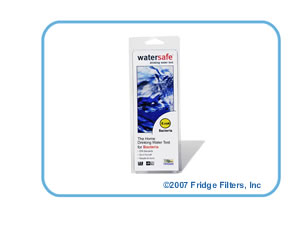 WaterSafe BACTERIA Water Test Kit