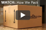 Watch how we package your order.