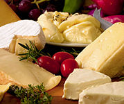 German and European Cheeses